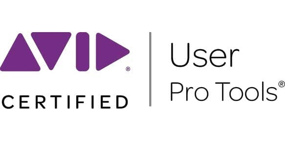 Starsound Studios Photo of our ProTools User certified sticker.